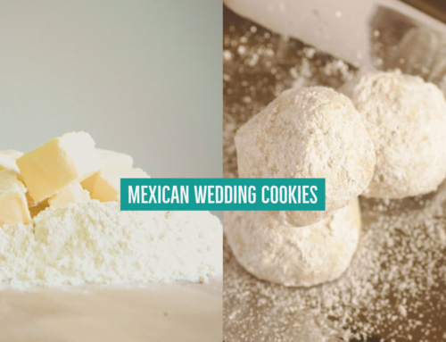 Delicious Mexican Winter Time Cookies