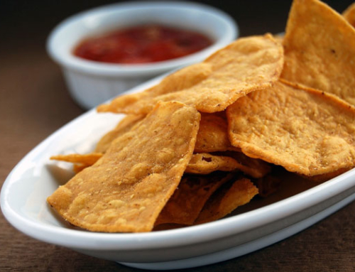How to Make Tortilla Chips at Home for National Tortilla Chip Day